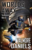 Worlds Away - Valmore Daniels Cover Art