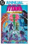 New Teen Titans 1984-1988 Annual 1