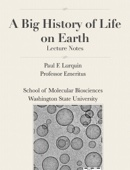 A Big History of Life on Earth