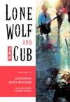 Lone Wolf And Cub Volume 16 The Gateway Into Winter
