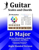 John Rodney Ferguson - Guitar Scales and Chords - D Major  artwork