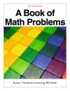 A Book Of Math Problems