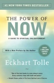 The Power of Now - Eckhart Tolle Cover Art