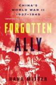 Forgotten Ally - Rana Mitter Cover Art