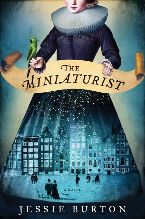 The Miniaturist Jessie Burton Book