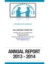SAS Inc Annual Report 2013 - 2014