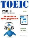 TOEIC Short Talks - Listening Section 4 - Audio Support - Series 1
