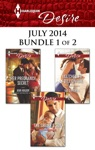 Harlequin Desire July 2014 - Bundle 1 Of 2