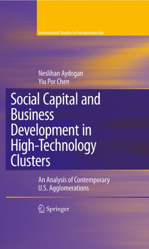 Social Capital and Business Development in High-Technology Clusters