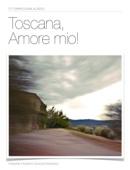 Toscana, Amore mio!