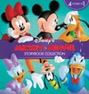 Mickey And Minnies Storybook Collection 4 Stories In 1