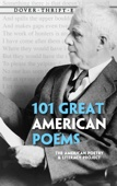 101 Great American Poems - The American Poetry & Literacy Project Cover Art