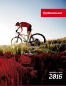 Kreidler Fahrradkatalog 2016