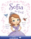 Sofia The First Storybook With Audio