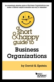 DOWNLOAD OF A SHORT AND HAPPY GUIDE TO BUSINESS ORGANIZATIONS PDF EBOOK