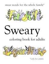 Sweary Coloring Book Swear Word