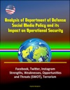 Analysis Of Department Of Defense Social Media Policy And Its Impact On Operational Security - Facebook Twitter Instagram Strengths Weaknesses Opportunities And Threats SWOT Terrorism
