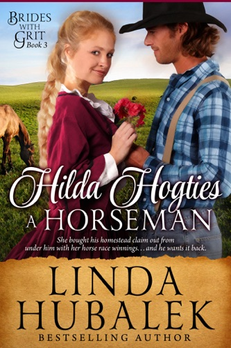Hilda Hogties a Horseman