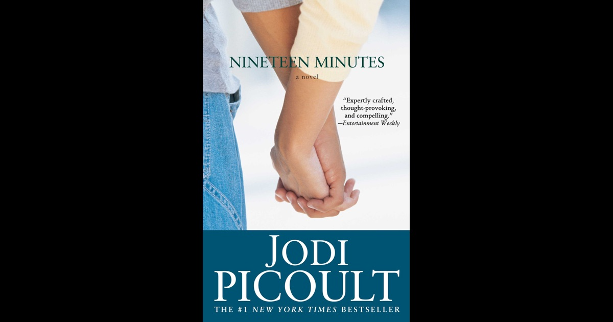 a review of nineteen minutes by jodi picoult Nineteen minutes: a novel jodi picoult—one of the most fearless writers of our time—tackles a complicated issue in this gripping and (starred review).