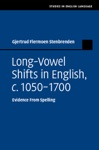Long-Vowel Shifts In English C 10501700