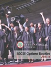 IGCSE Options Booklet 2016-18