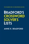 Bradfords Crossword Solvers Lists