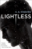 Lightless - C.A. Higgins Cover Art
