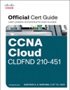 CCNA Cloud CLDFND 210-451 Official Cert Guide 1e