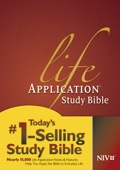 Life Application Study Bible NIV - Tyndale House Publishers Cover Art