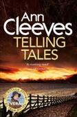 Ann Cleeves - Telling Tales artwork