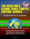 The Need For A Global Space Traffic Control Service An Opportunity For US Leadership - Avoiding Orbital Satellite Collisions Space Debris Tracking Systems Space Situational Awareness SSA