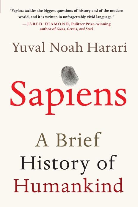 Sapiens Yuval Noah Harari Book
