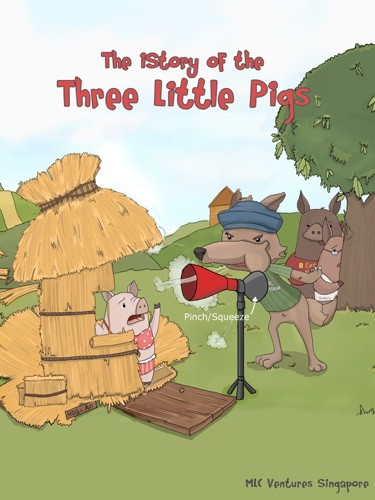 The iStory of the Three Little Pigs