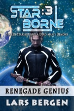 Renegade Genius Star Borne 3 science fiction romance ebook