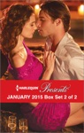 Harlequin Presents January 2015 - Box Set 2 Of 2