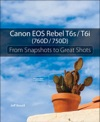Canon EOS Rebel T6s  T6i 760D  750D