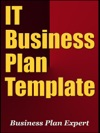IT Business Plan Template Including 6 Special Bonuses