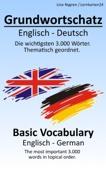 Grundwortschatz Englisch – Deutsch