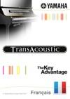 Yamaha TransAcoustic - FR