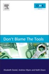Dont Blame The Tools