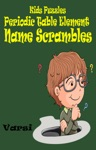 Kids Puzzles Periodic Table Element Name Scrambles