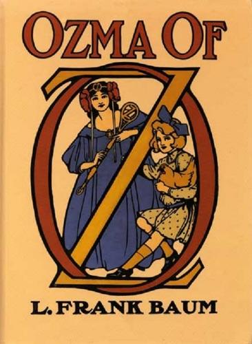 Ozma of Oz Illustrated