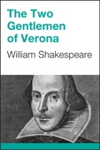 William Shakespeare - The Two Gentlemen of Verona  artwork