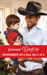 Harlequin Desire November 2014 - Box Set 2 Of 2