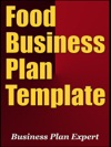 Food Business Plan Template Including 6 Special Bonuses