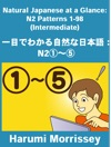 Natural Japanese At A Glance N2 Patterns 1-98 Intermediate