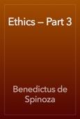 Benedictus de Spinoza - Ethics — Part 3 artwork