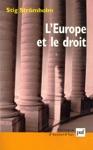 LEurope Et Le Droit