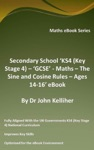 Secondary School KS4 Key Stage 4  GCSE - Maths  The Sine And Cosine Rules  Ages 14-16 EBook