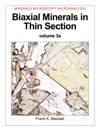 Biaxial Minerals In Thin Section